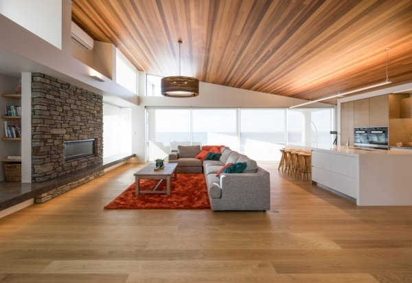 Architectural Mt Maunganui Home