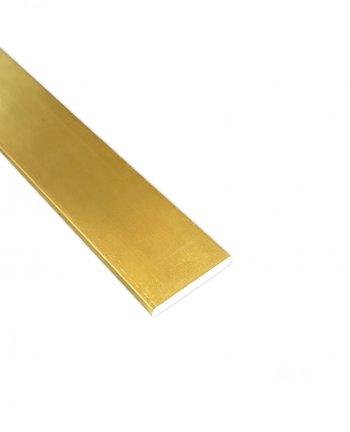 Brass Flat Bar 13mm