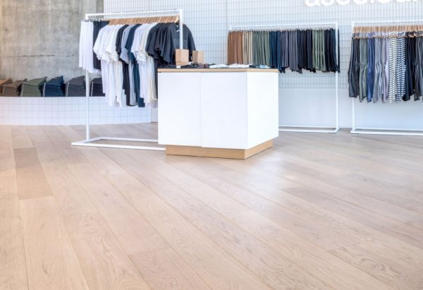 Commercial Timber Floor Maintenance Guide