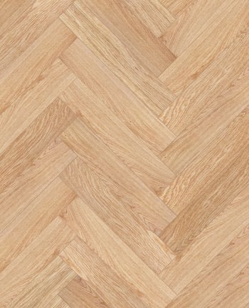 Natural Oak Herringbone