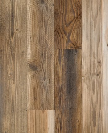 Natural Spruce Panelling