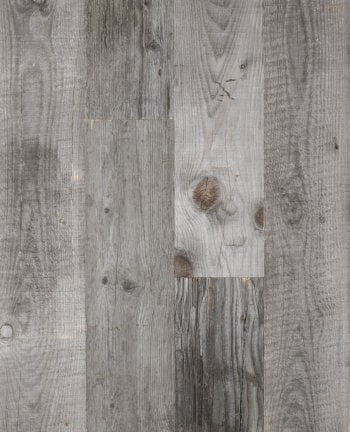 Silvered Spruce Panelling